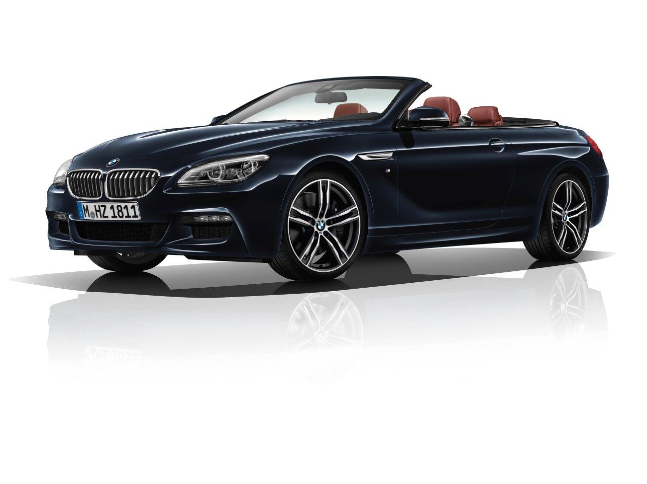 BMW serii 6 Cabrio 2016