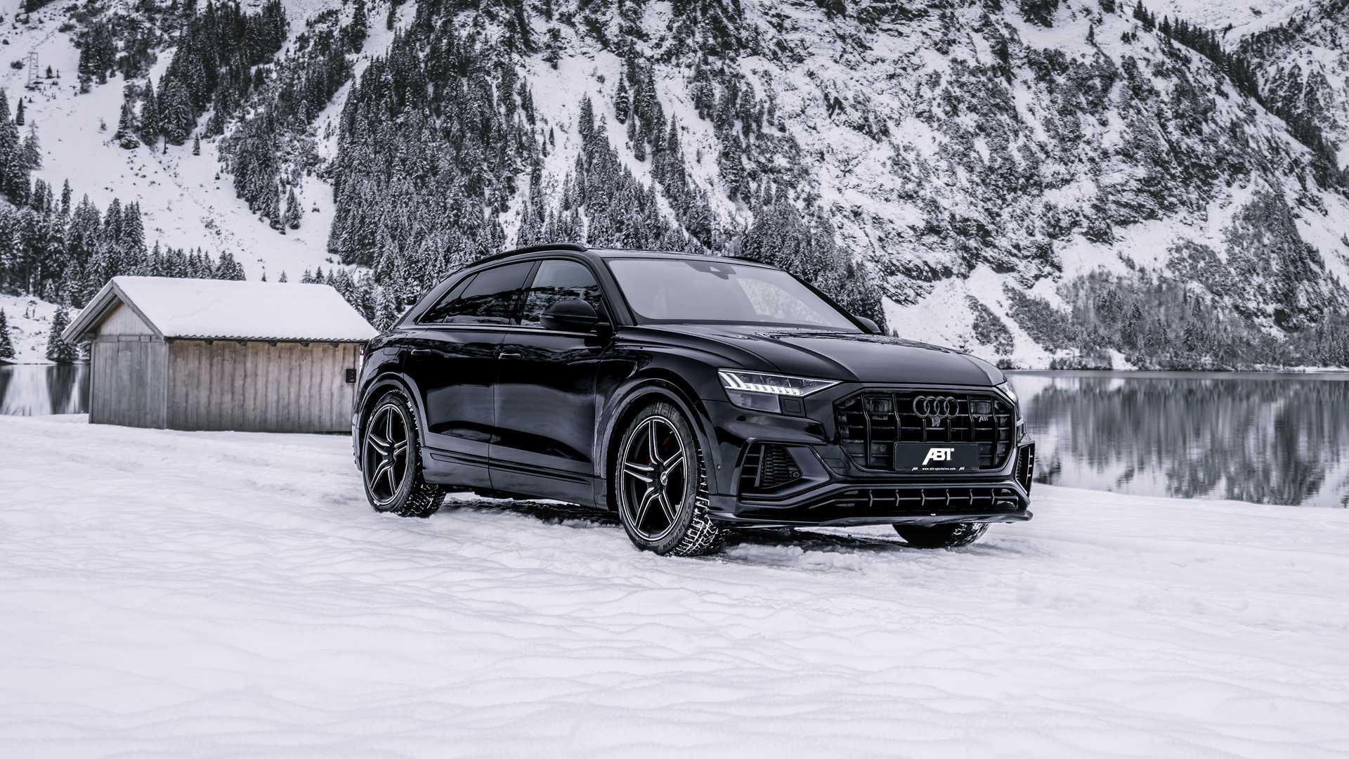 Audi SQ8 ABT Sportsline 2020