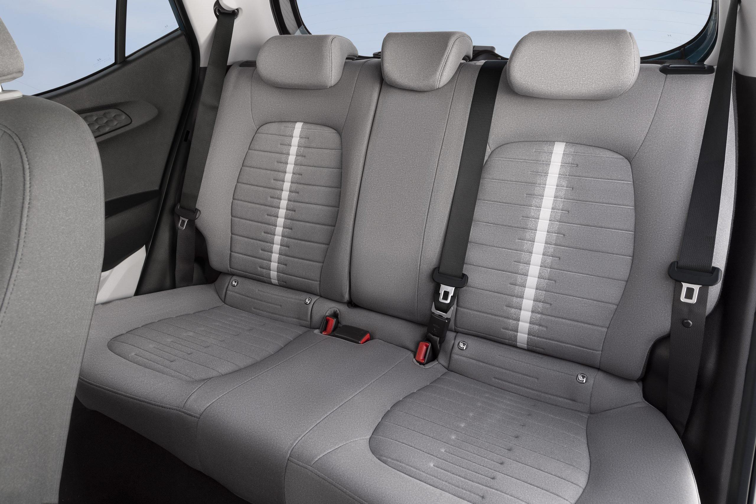 Hyundai i10 2020 wnętrze