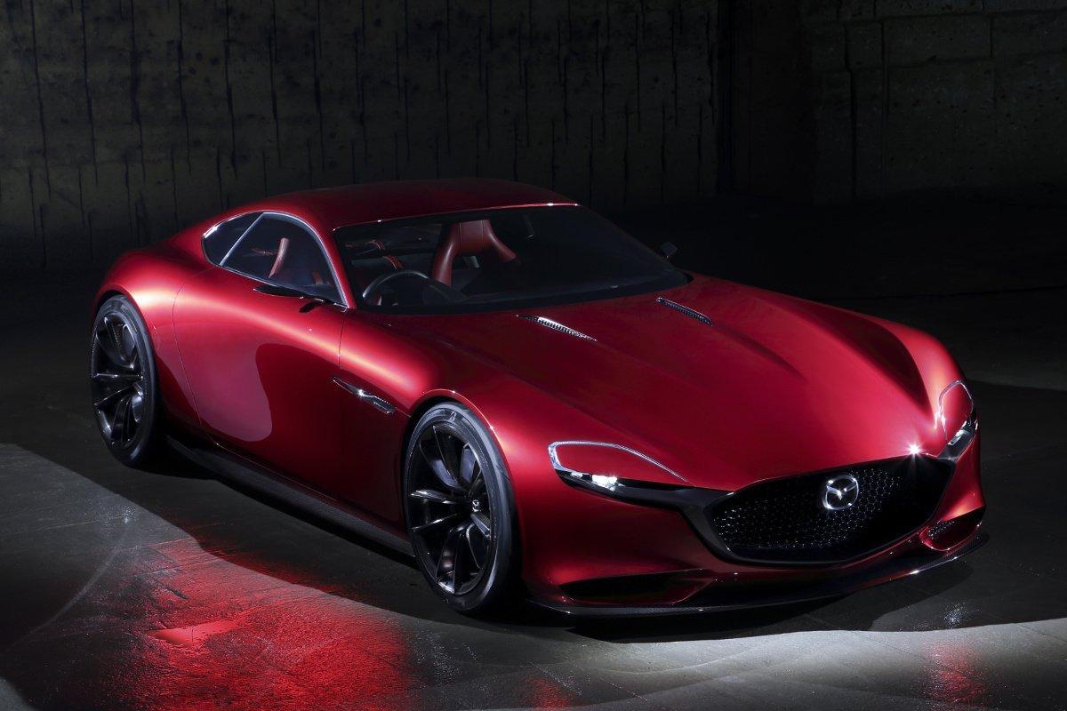 Mazda RX-vision 2015
