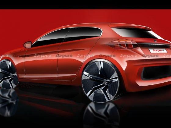 Nowy Peugeot 308 wizualizacja 2021