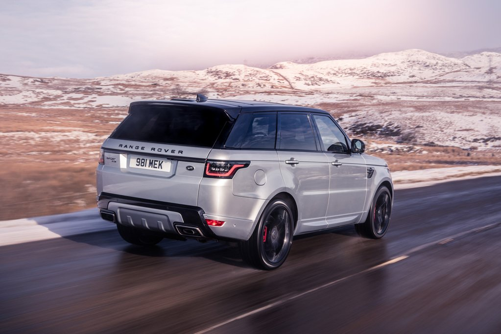 Range Rover Sport tył