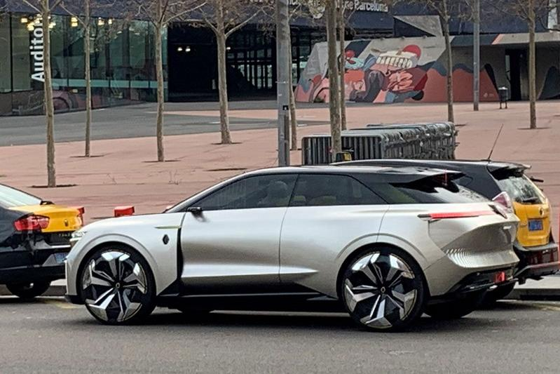 Renault Crossover Concept 2020