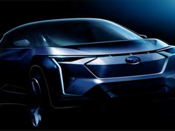 Subaru EV Crossover