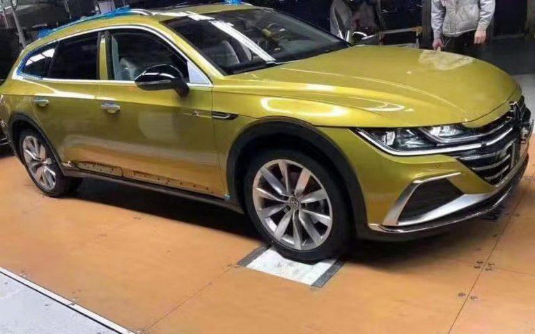 Volkswagen CC Travel Edition