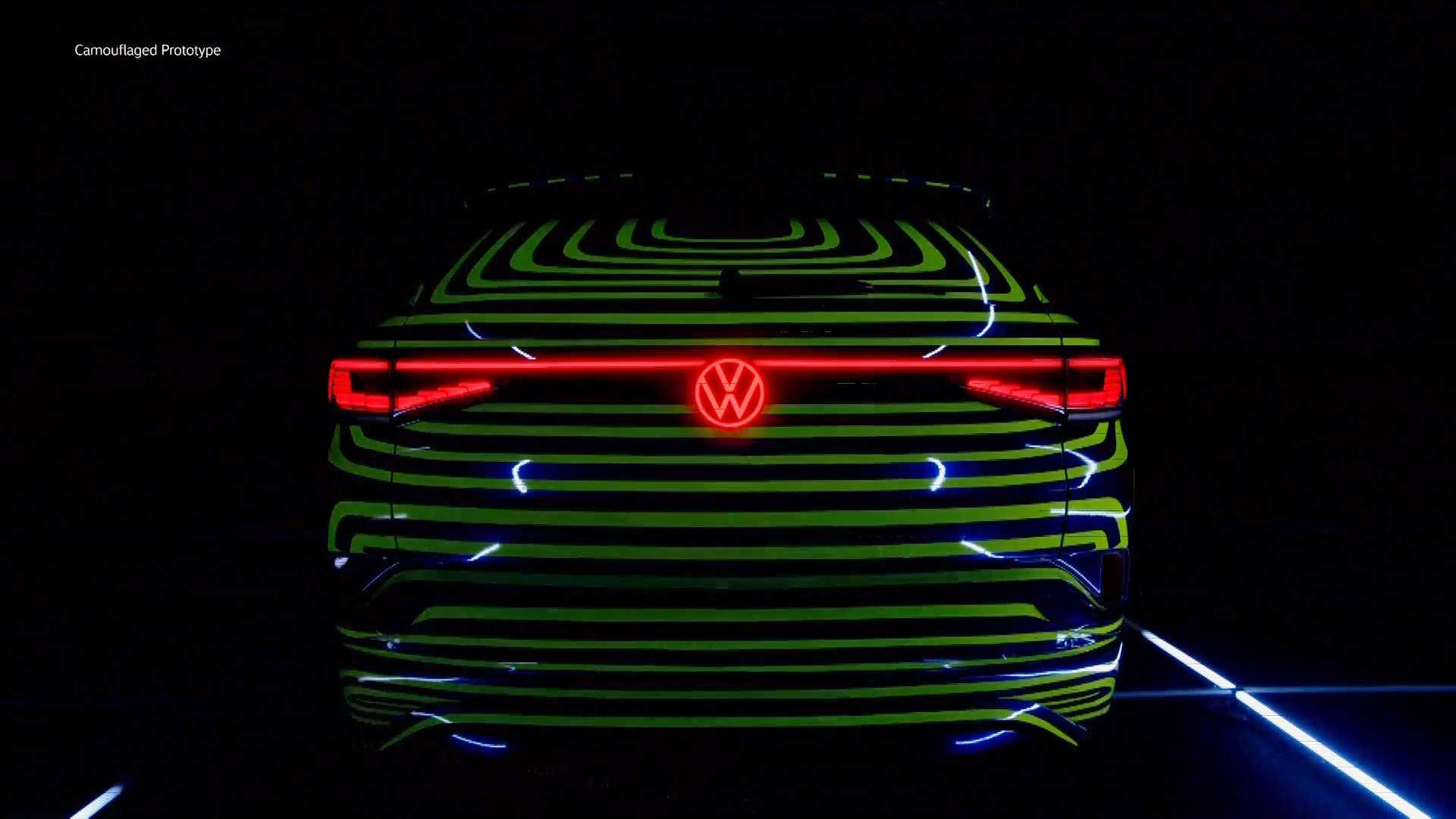 Volkswagen ID.4 Prototyp