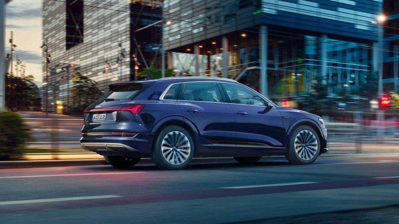 Audi E-tron S-line 2020