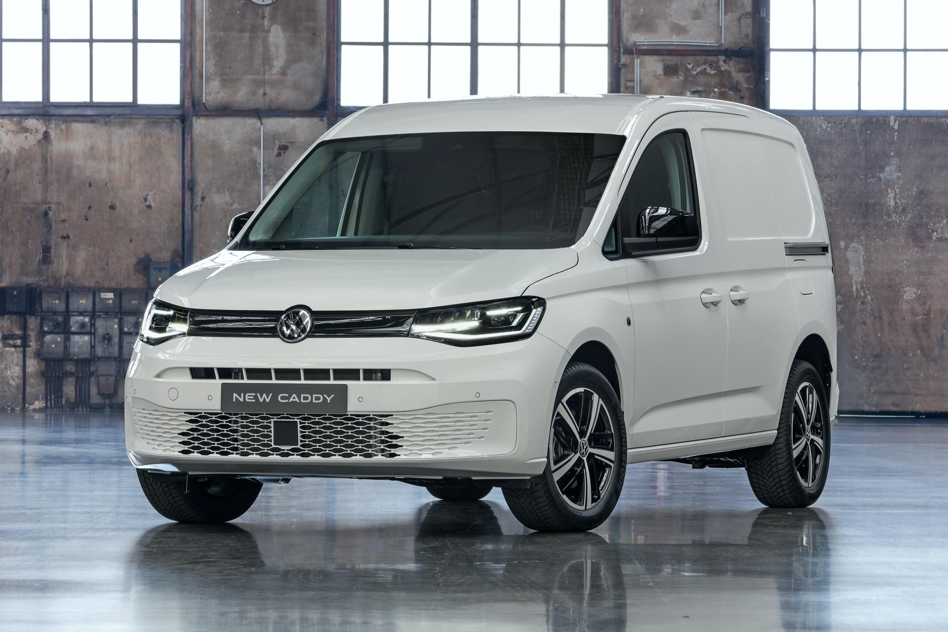 Volkswagen Caddy 2020 Cargo