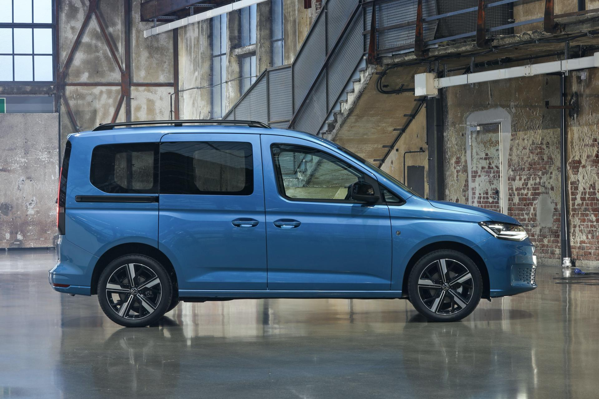 Volkswagen Caddy 2020 Life