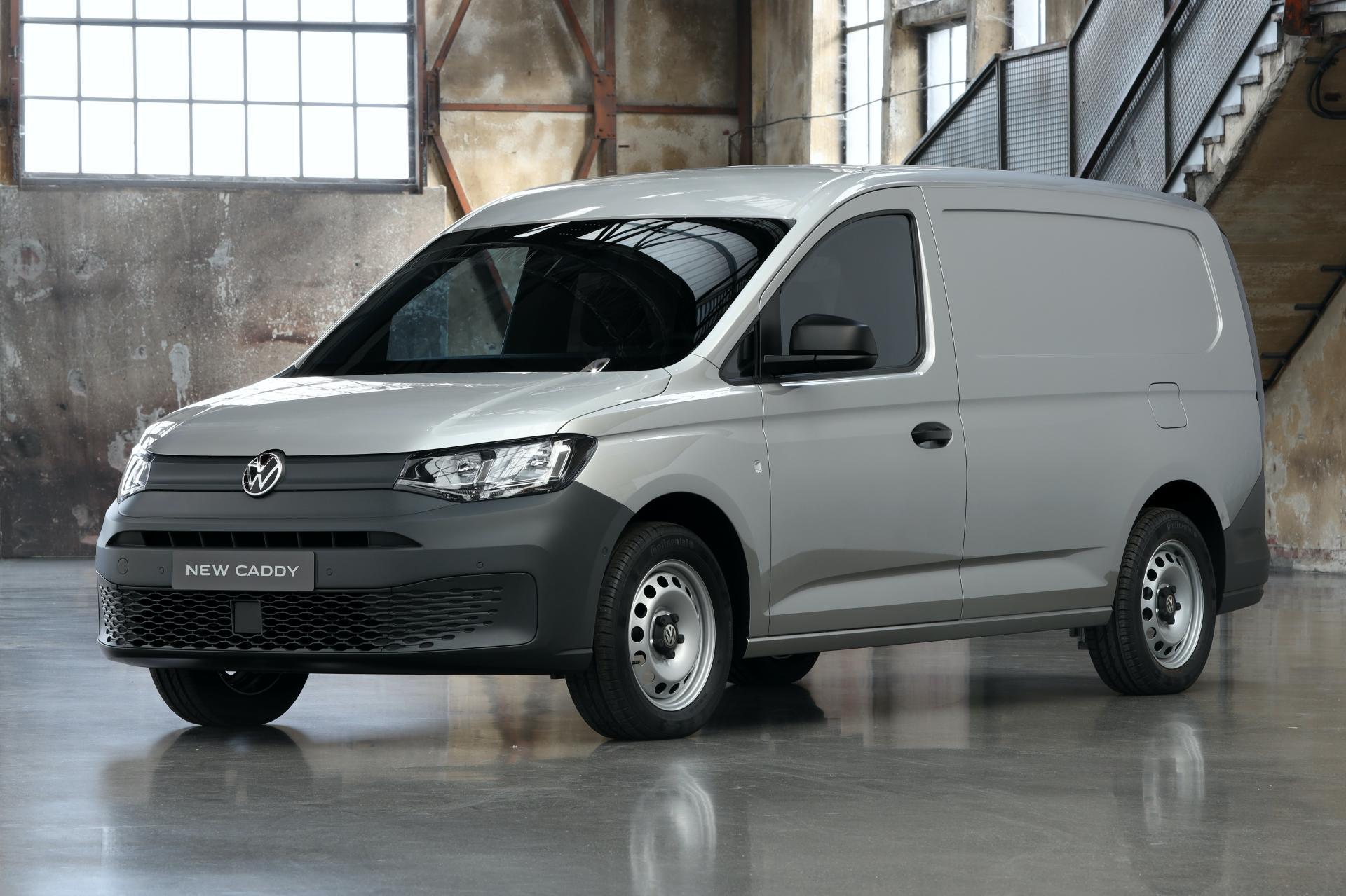 Volkswagen Caddy Maxi Cargo 2020 Life