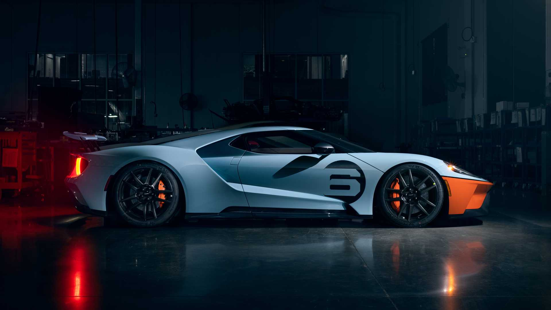 Ford GT 2020 Le Mans 66
