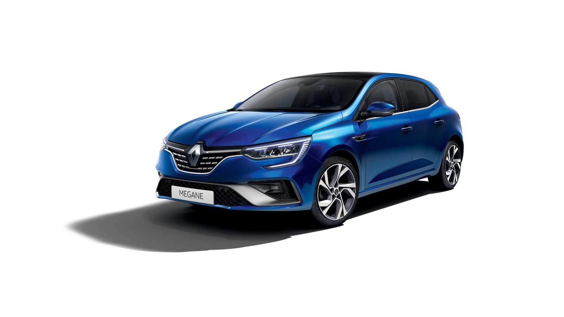Renault Megane 2020 RS Line