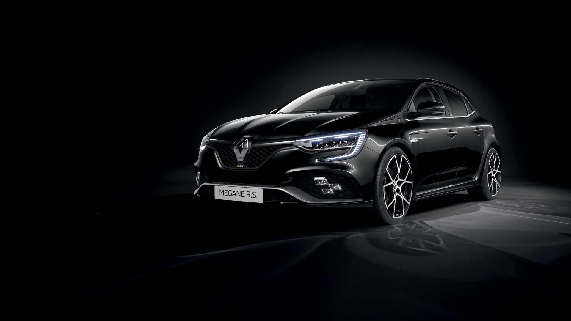 Renault Megane 2020 RS