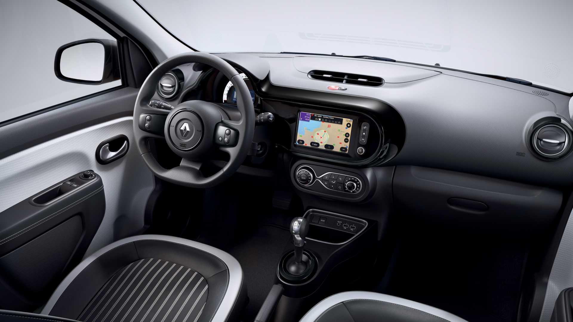 Renault Twingo Z.E. 2020