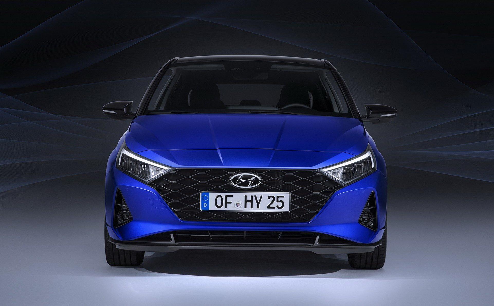 Nowy Hyundai i20 2020