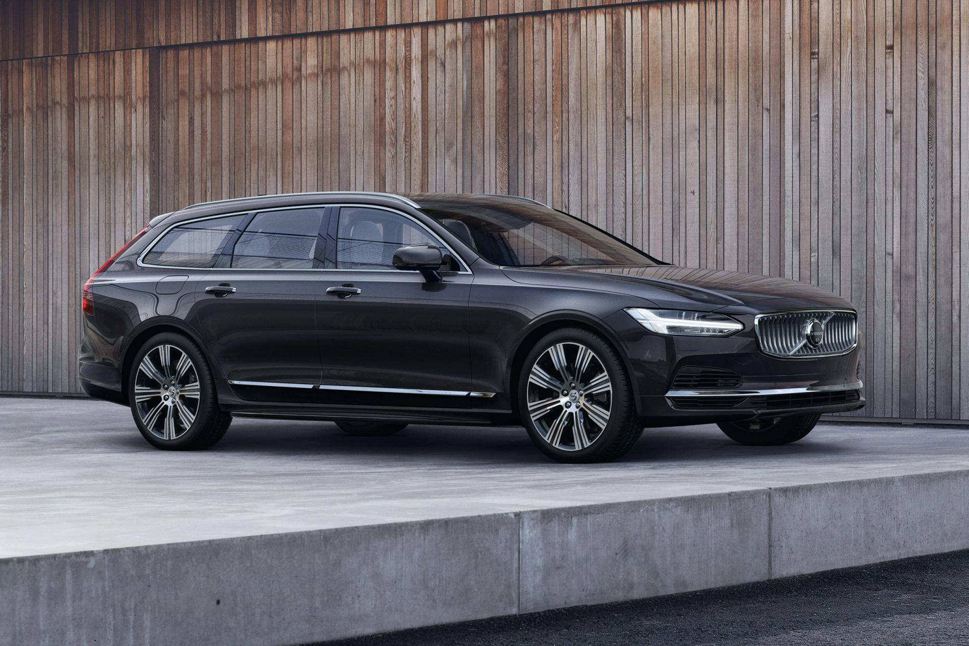 Volvo V90 2020 lifting