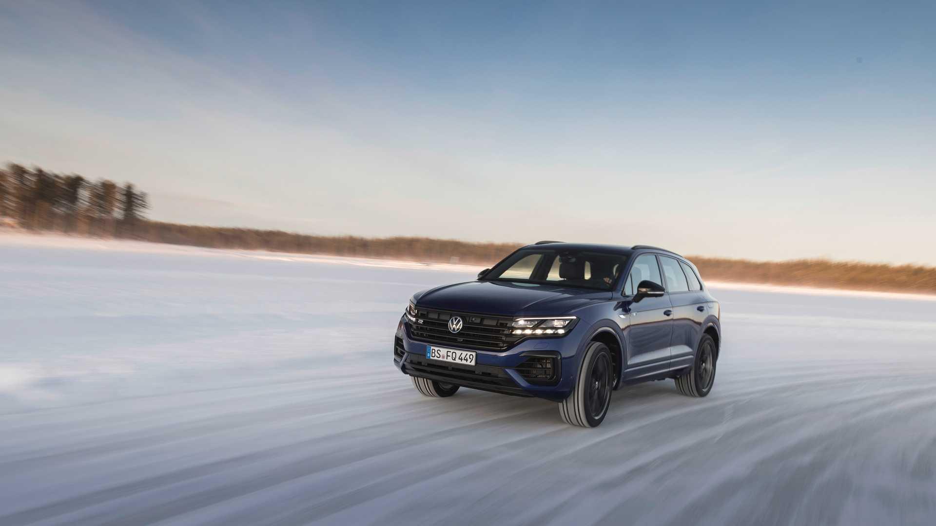 Volkswagen Touareg R Plug-In Hybrid