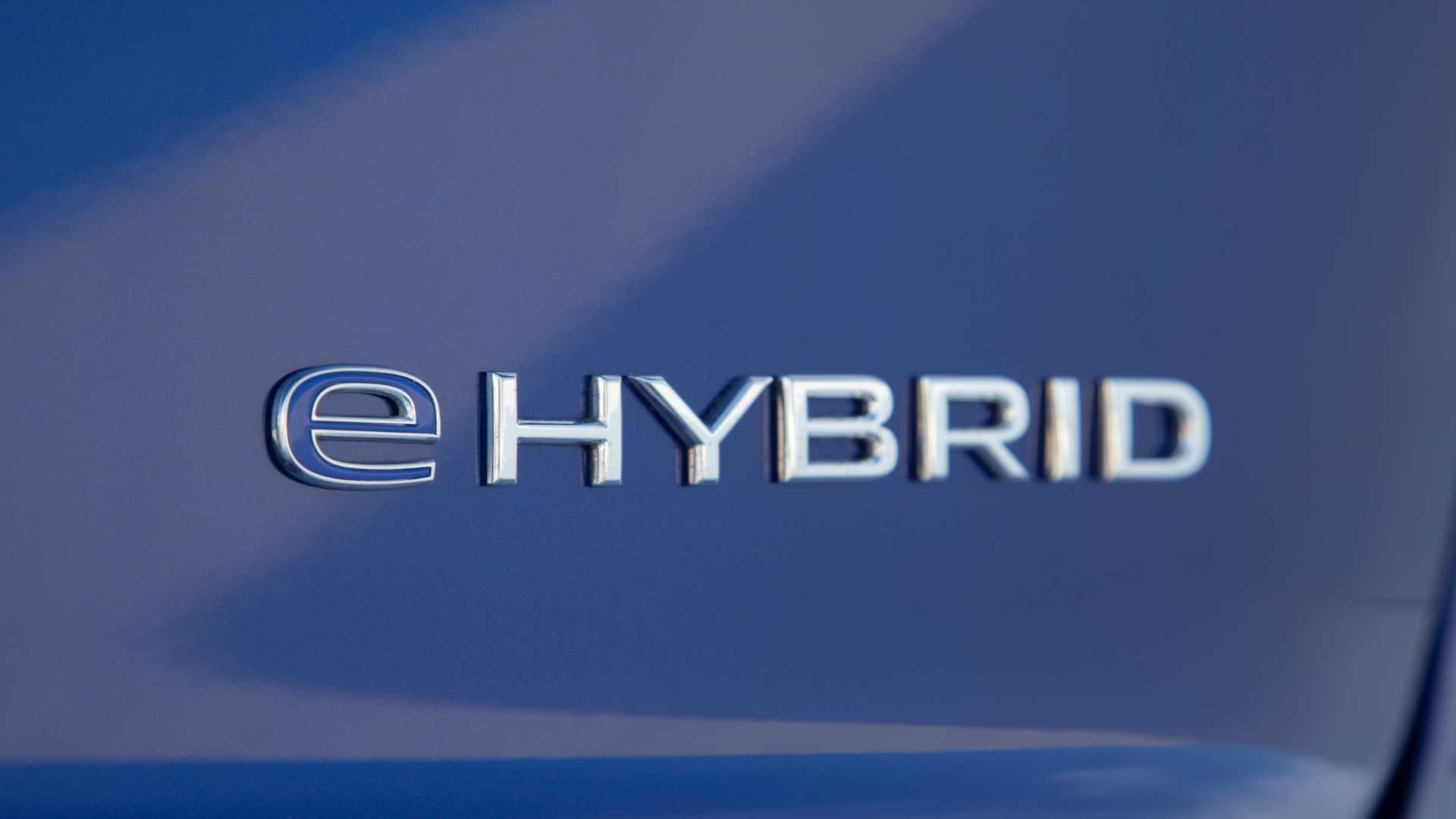 Volkswagen Touareg R Plug-In Hybrid 2021