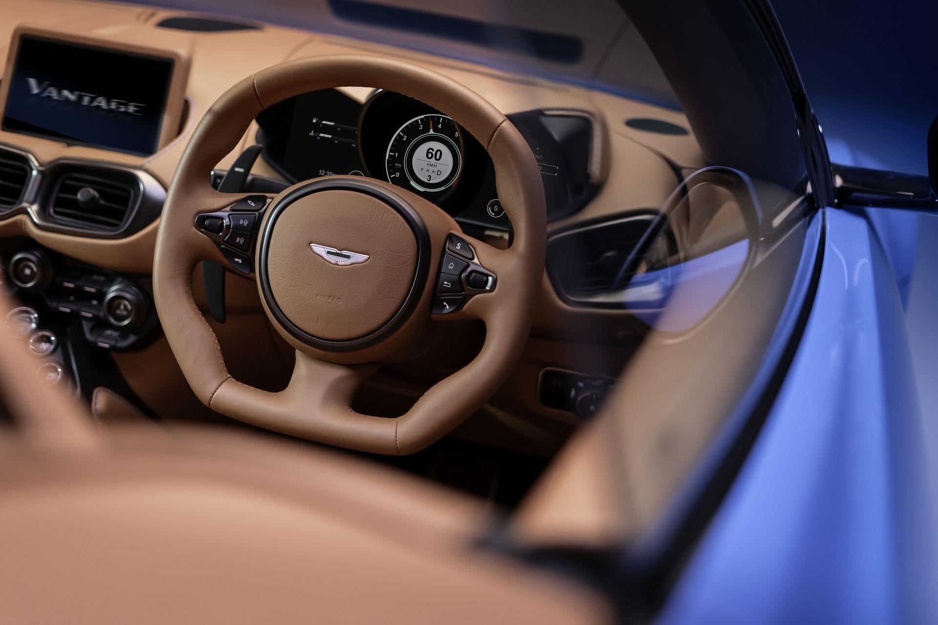 Aston Martin Vantage Roadster 2021