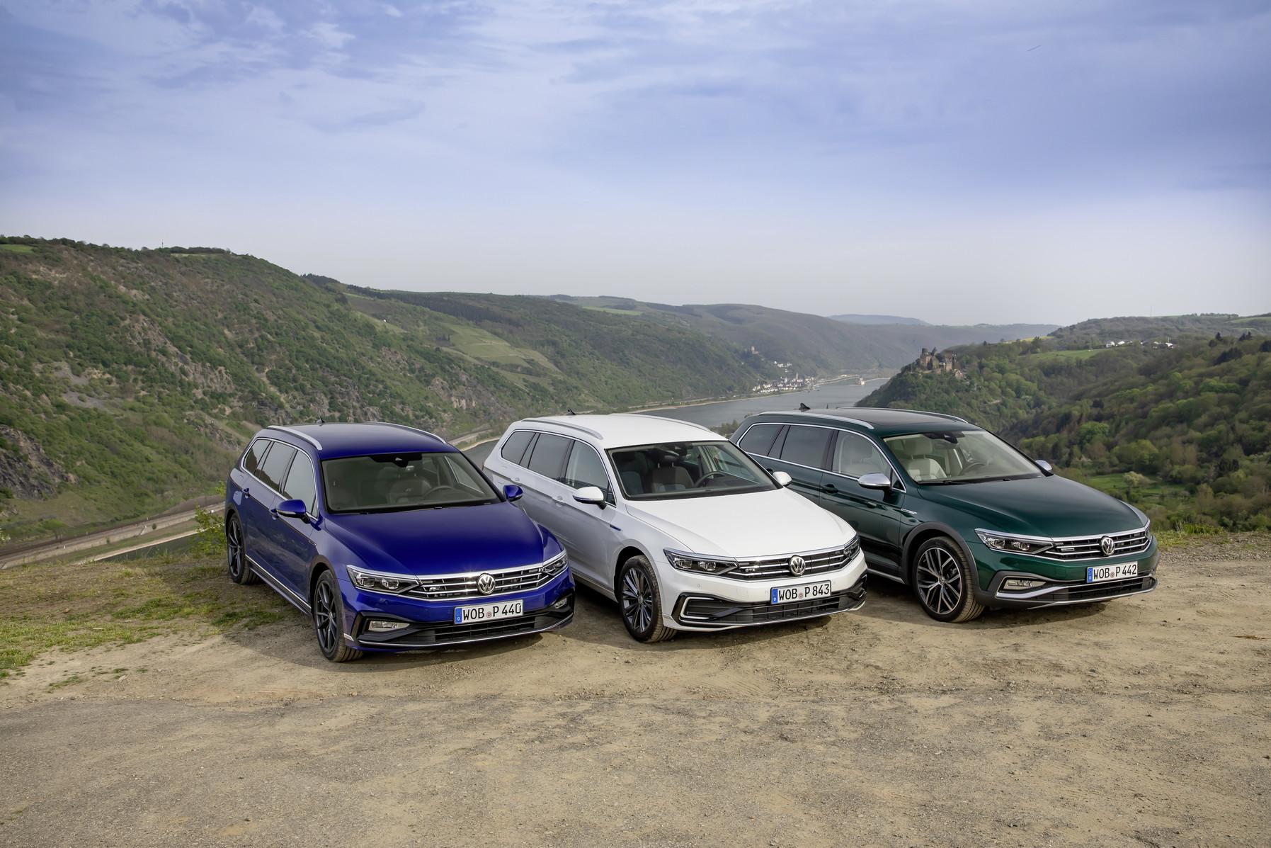 Volkswagen Passat Variant GTE 2019