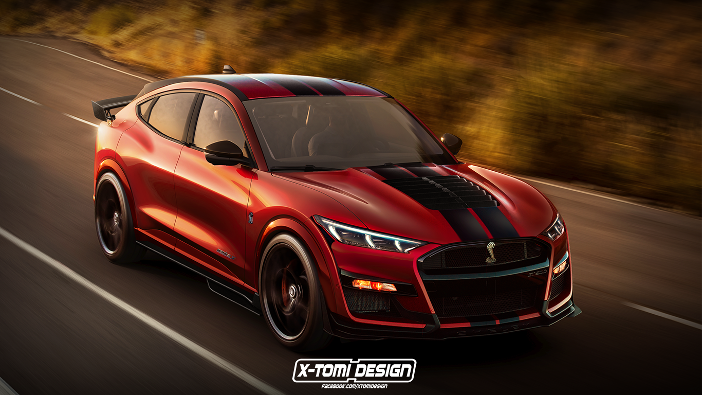 Shelby Mustang Mach-E 2020