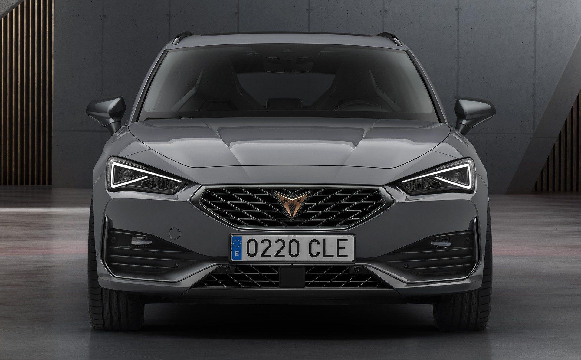 Cupra Leon ST 2020