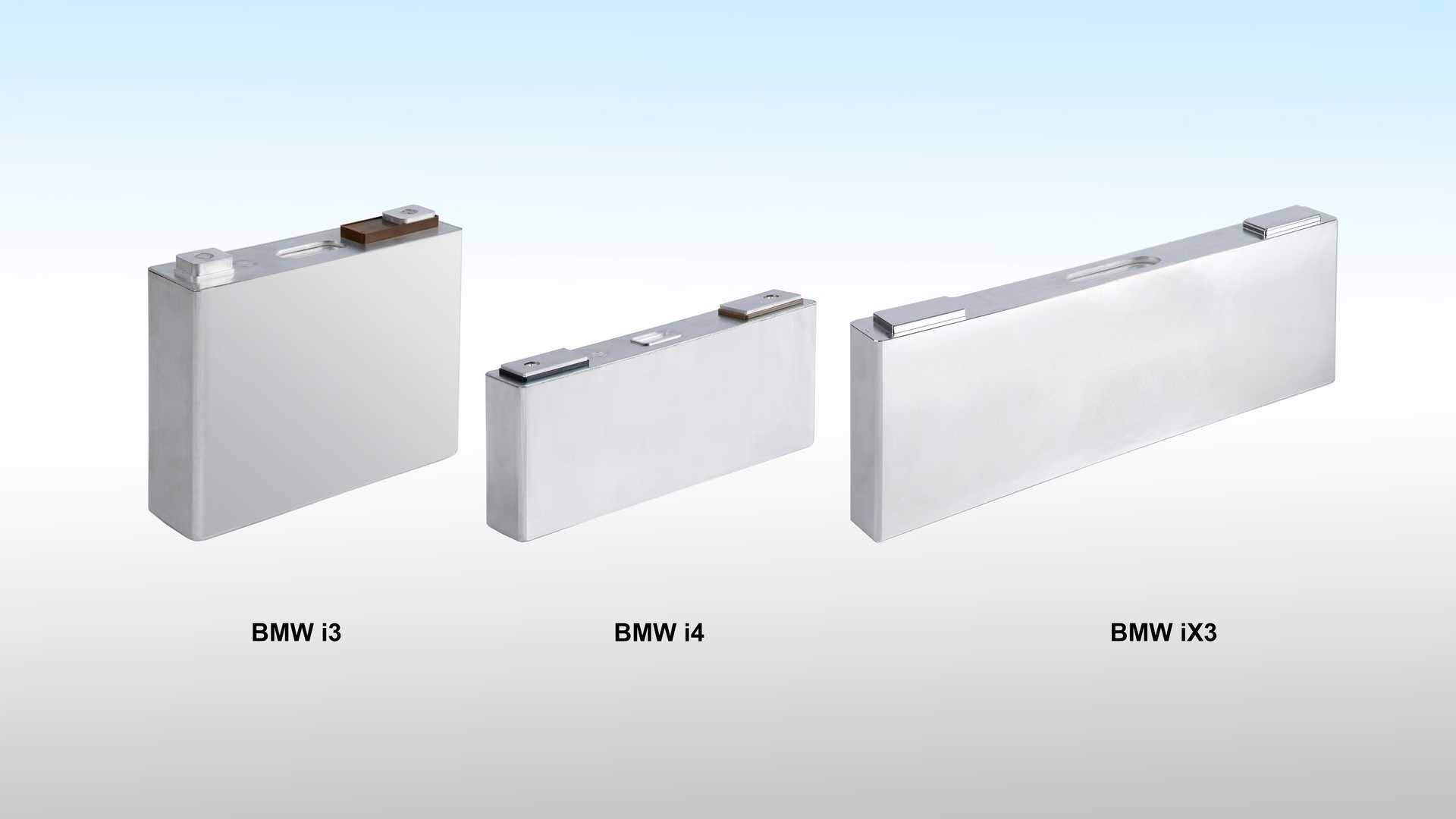 BMW iX3 akumulator