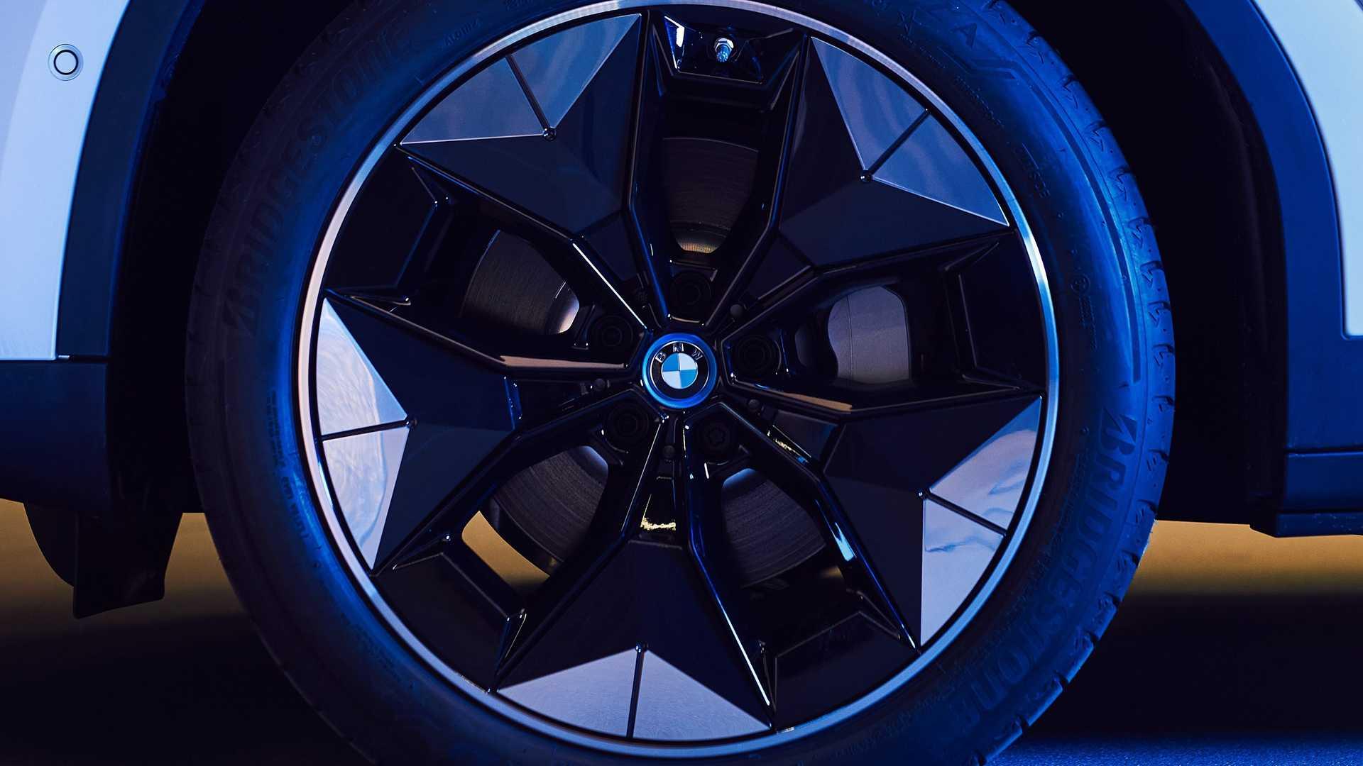 BMW ix3 koła