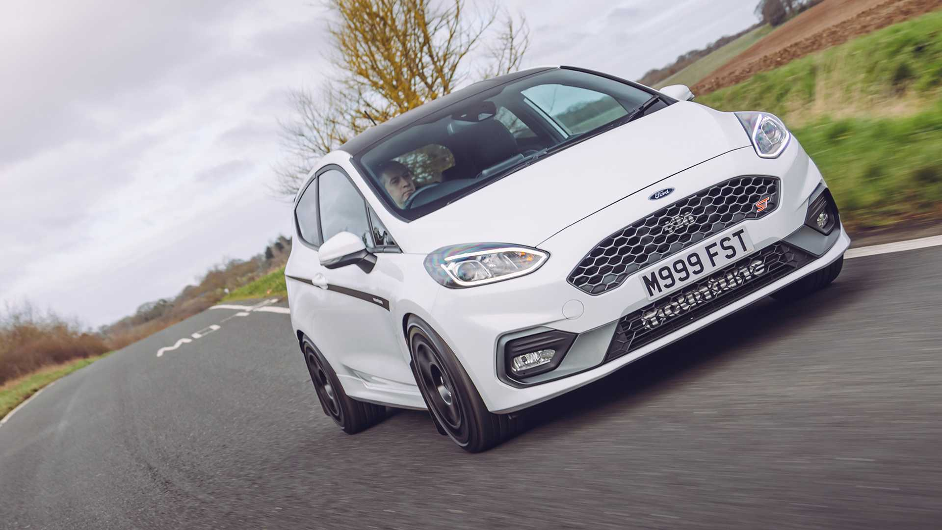 Ford Fiesta ST tuning Muountune