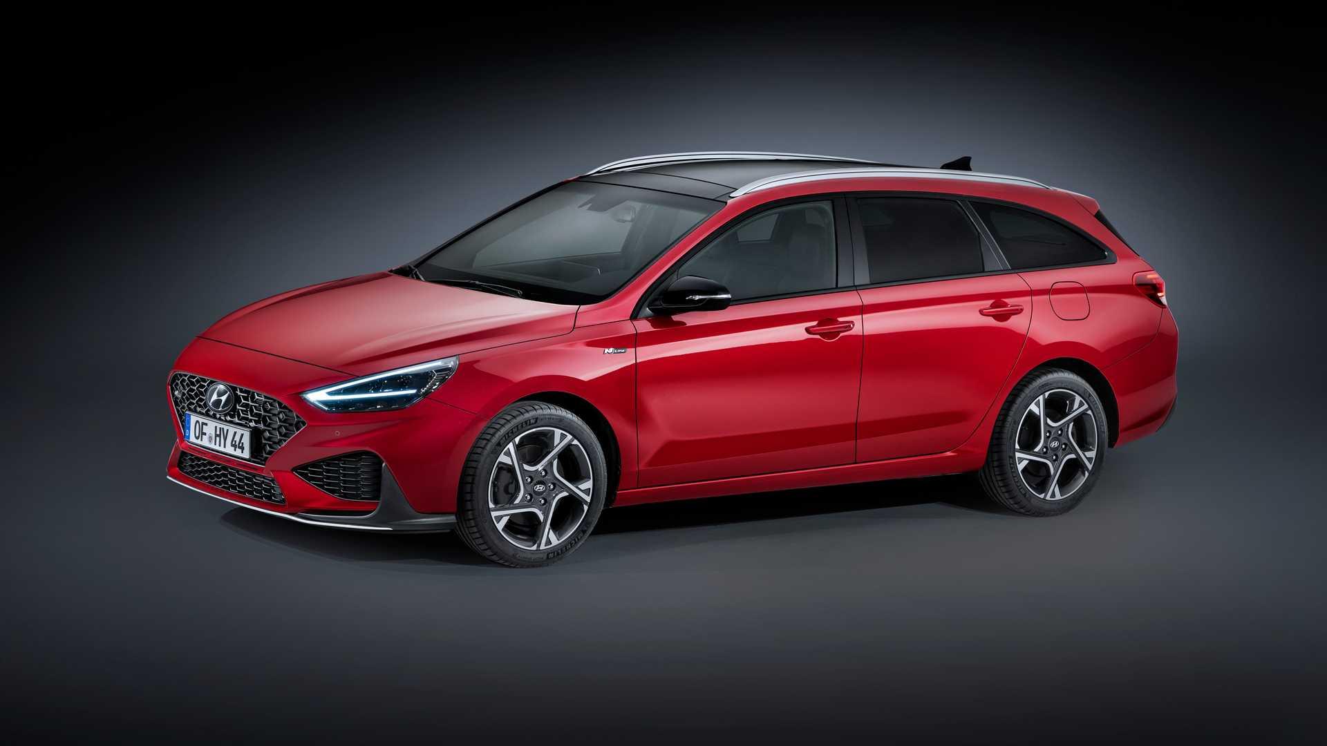 Hyundai i30 2021 Wagon