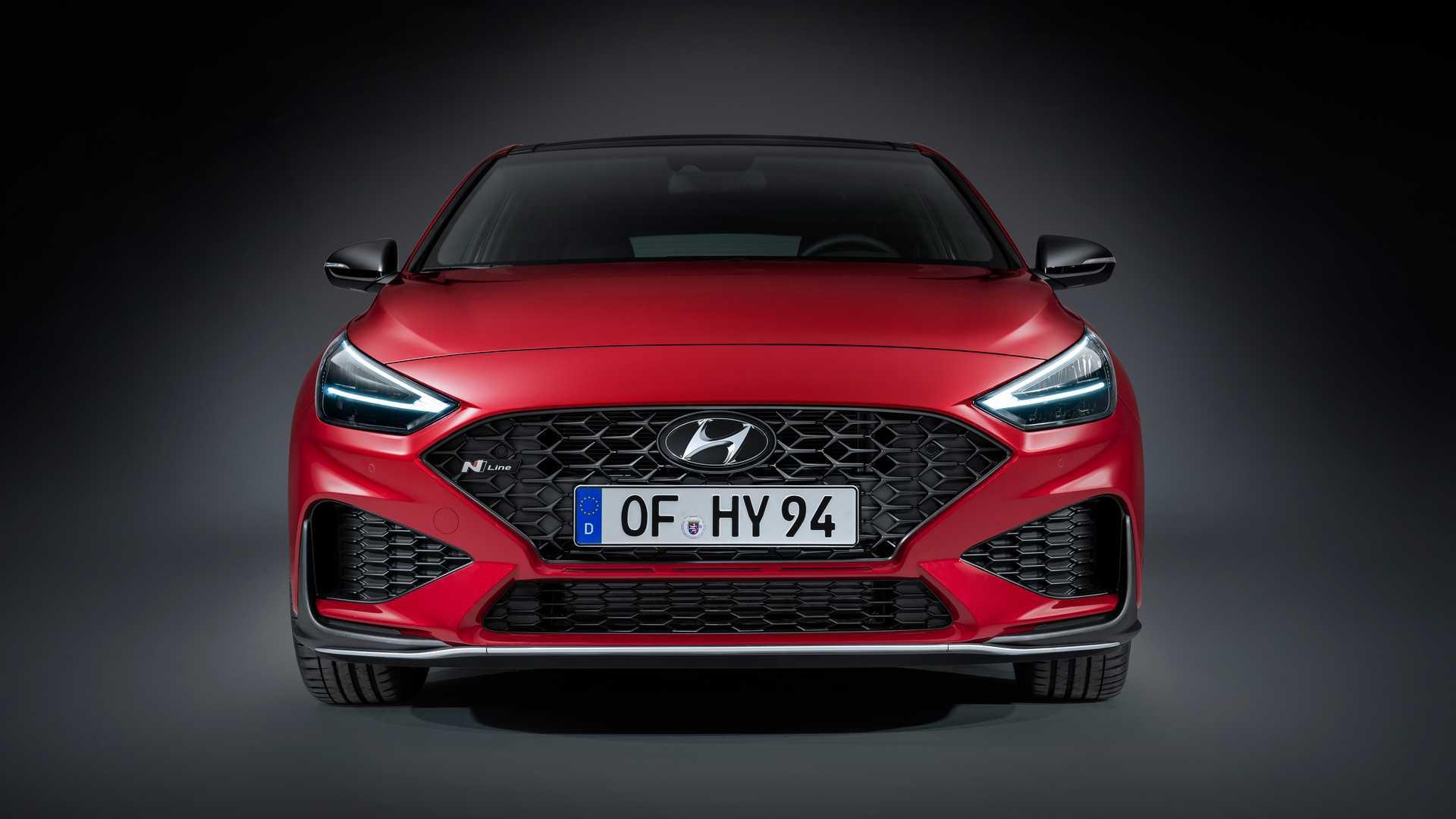 Hyundai i30 2021 N Line