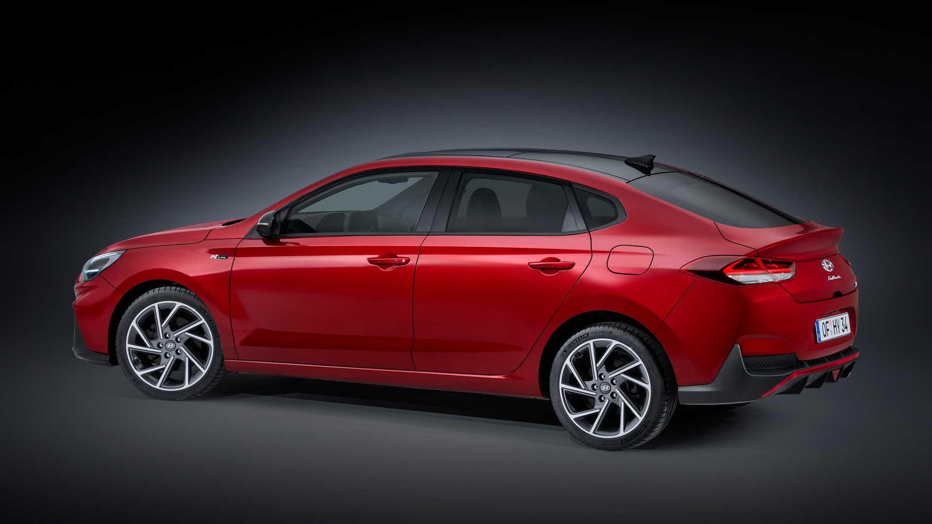 Hyundai i30 2021 N Line Fastback
