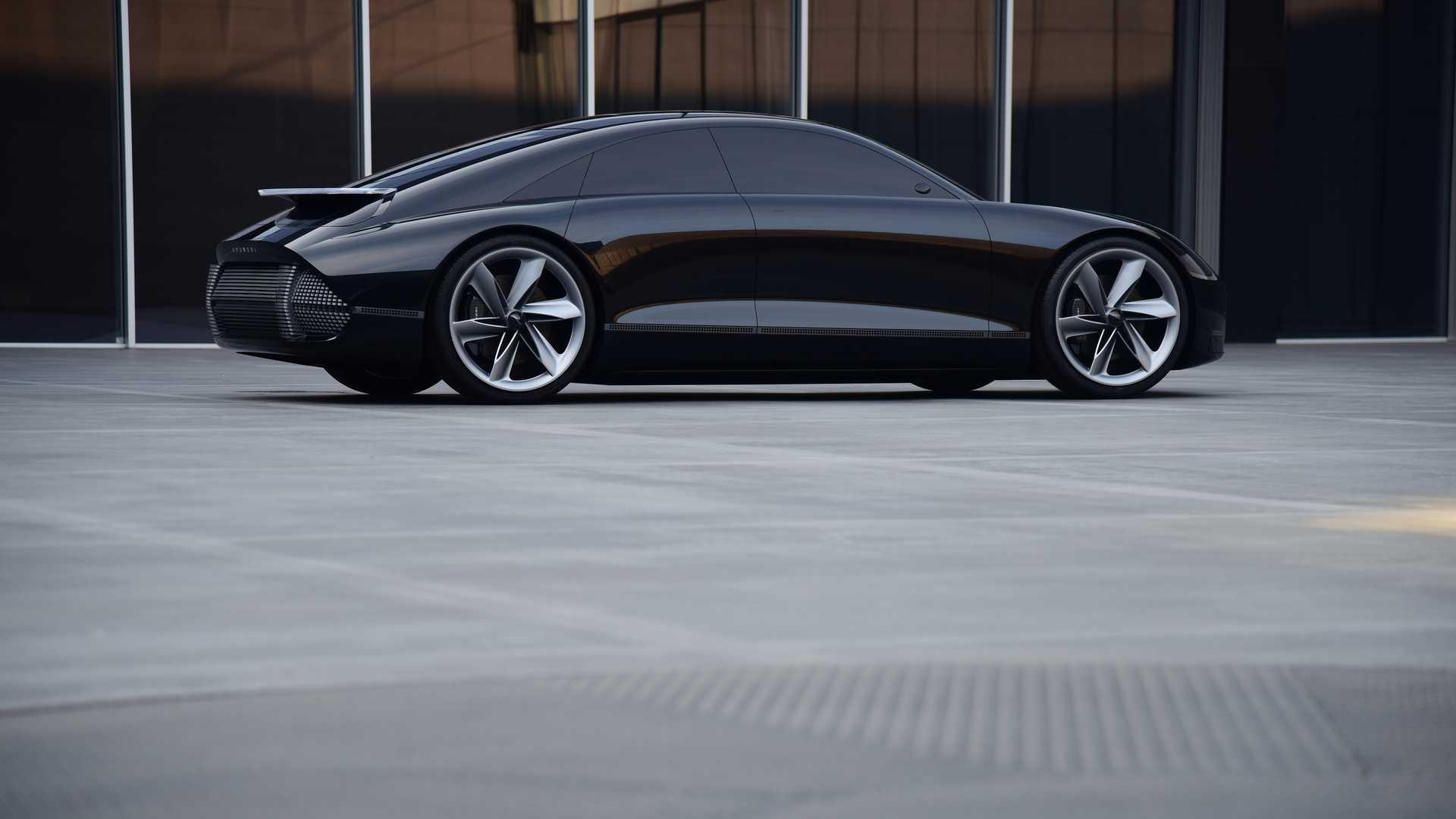 Hyundai Prophecy - koncept 2020