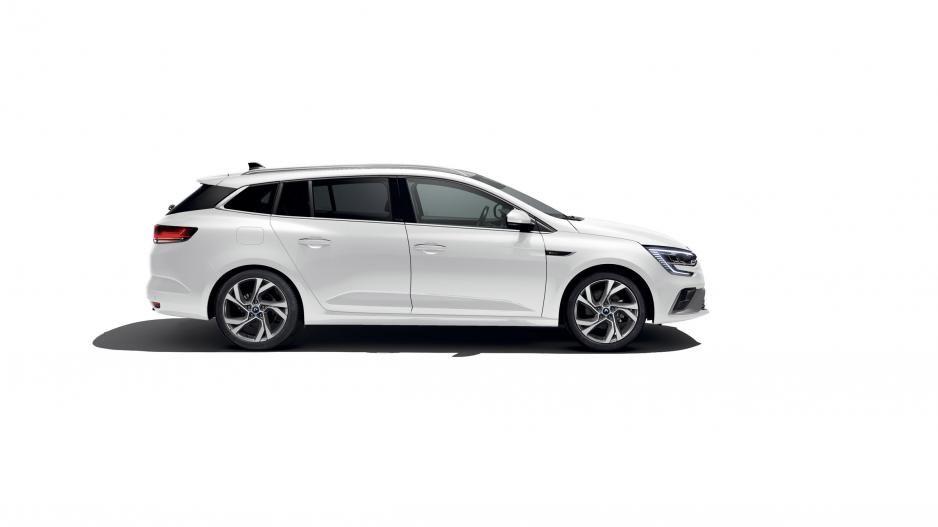 Renault Megane 2020 plug-in hybrid