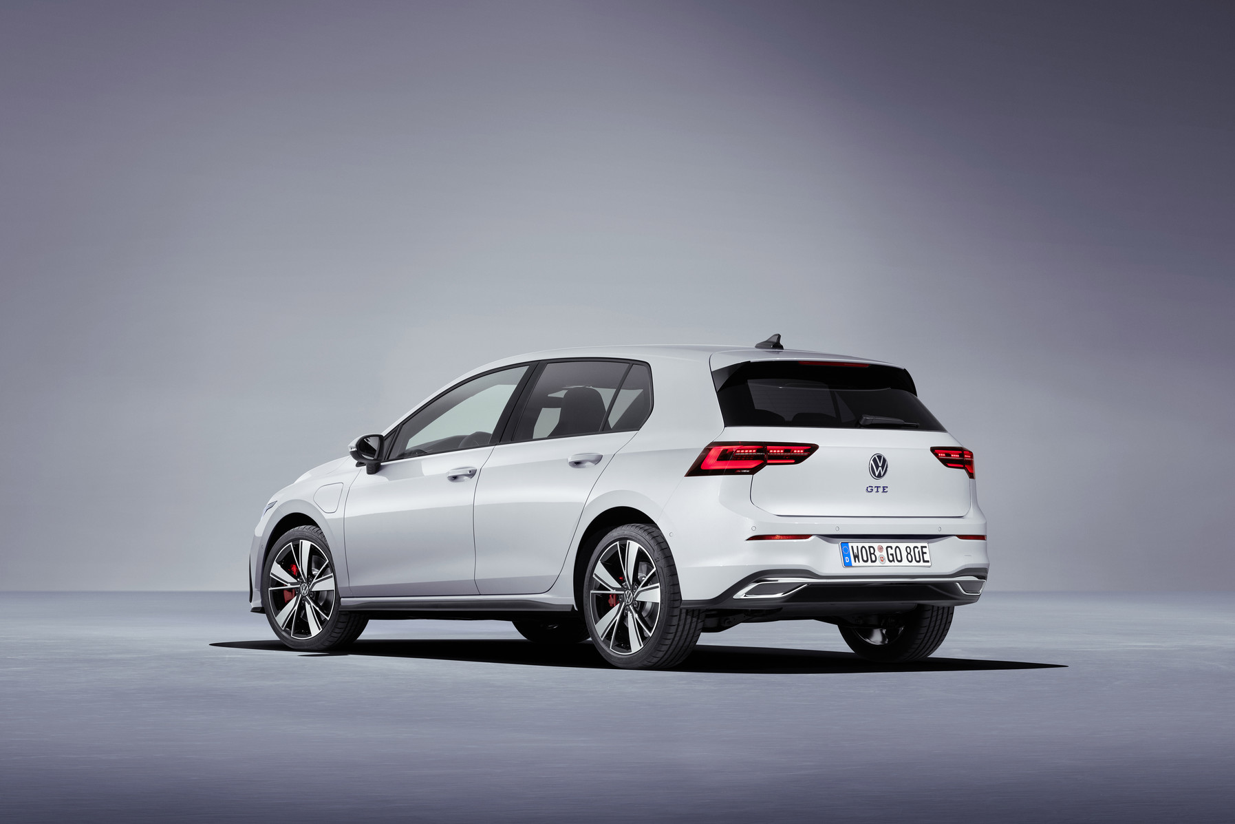 Volkswagen Golf GTE 2021