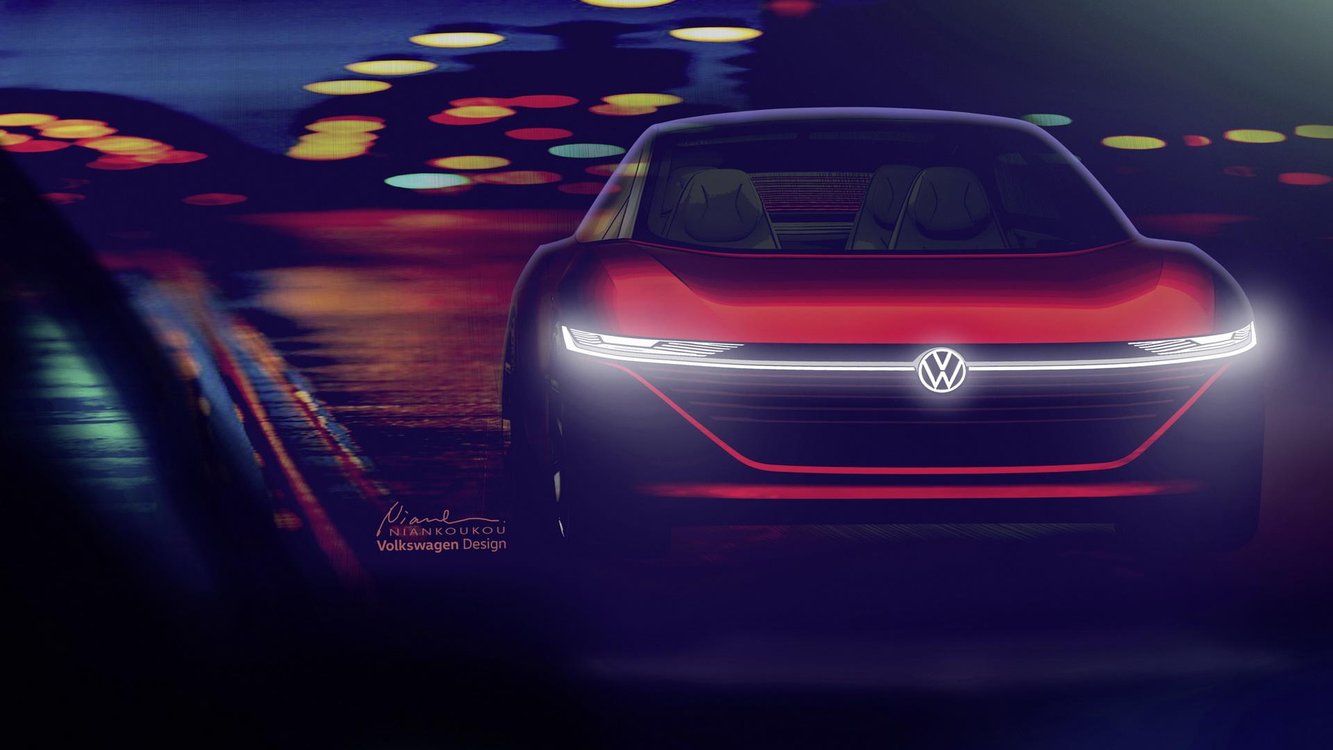 Volkswagen ID Vizzion