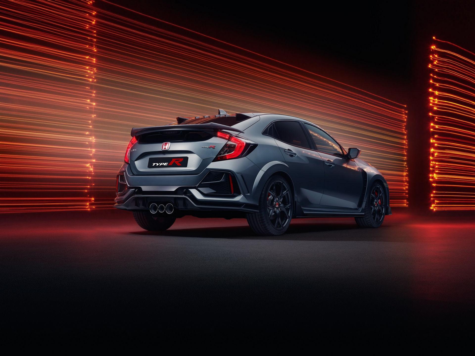 Honda Civic Type R Sport Line 2021