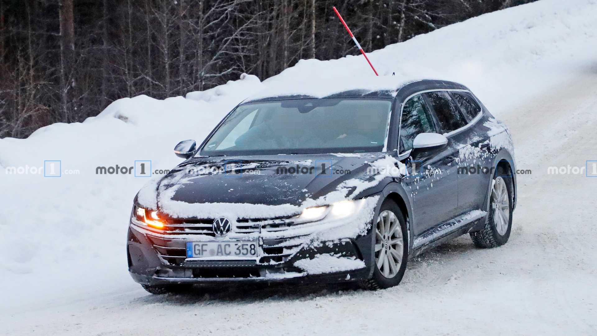 Volkswagen Arteon Shooting Brake (Kombi) 2021