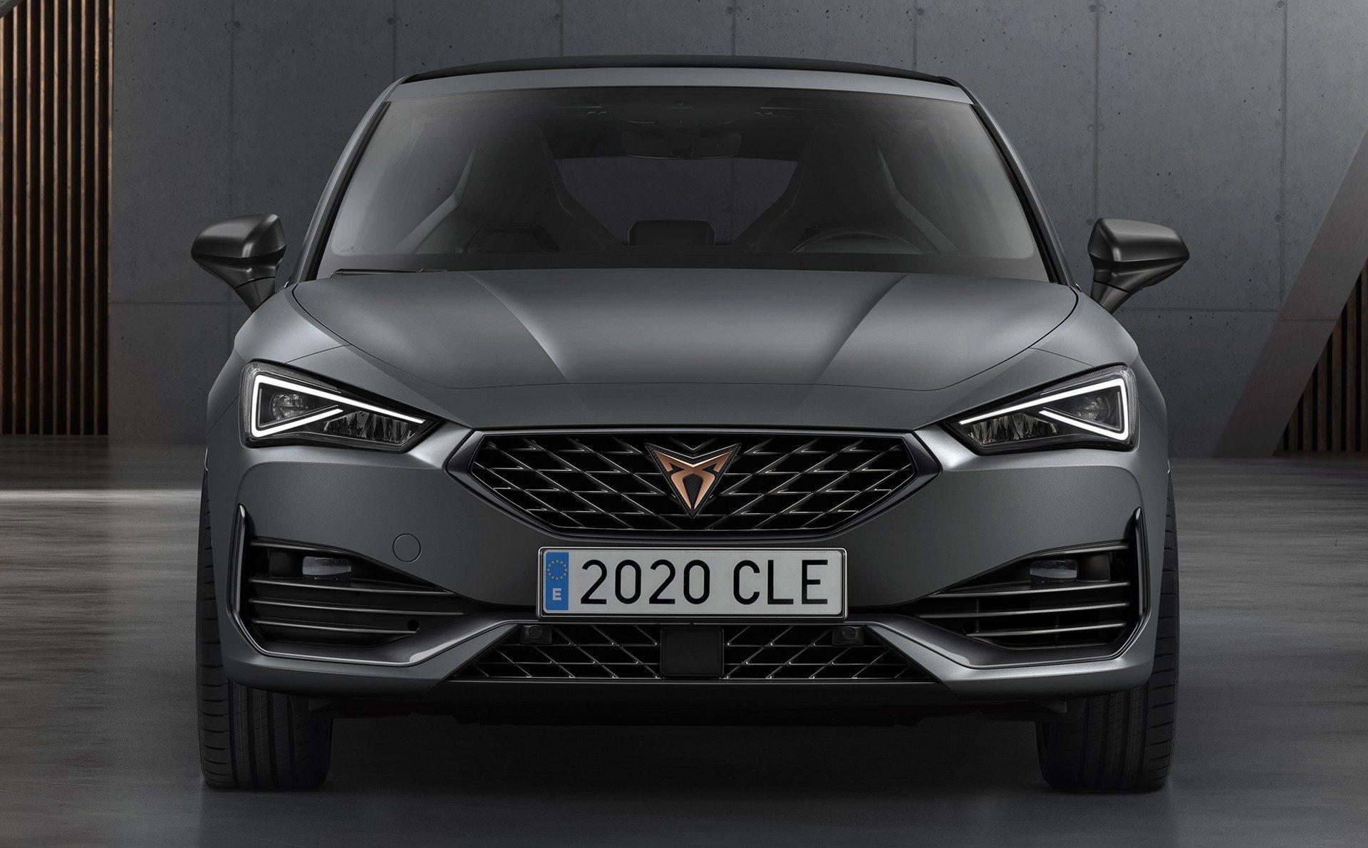 Cupra Leon 2020