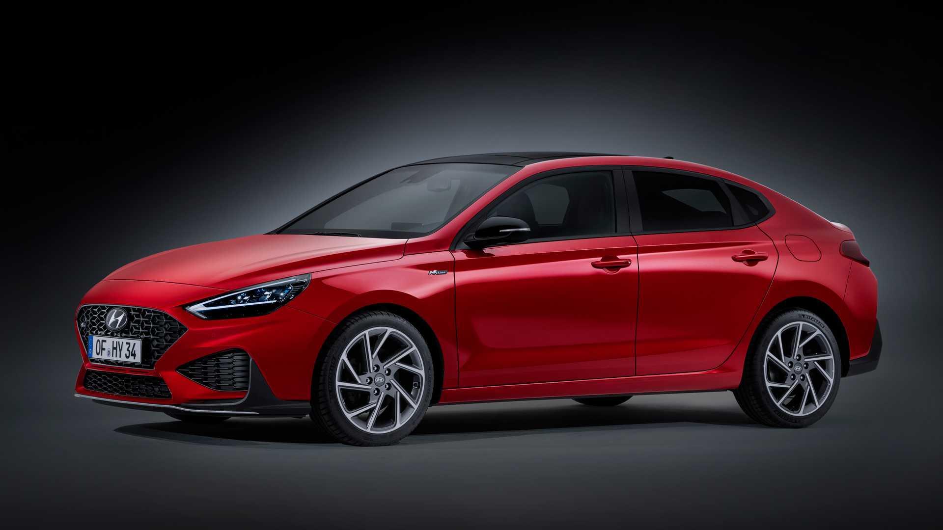 Hyundai i30 2021 Fastback