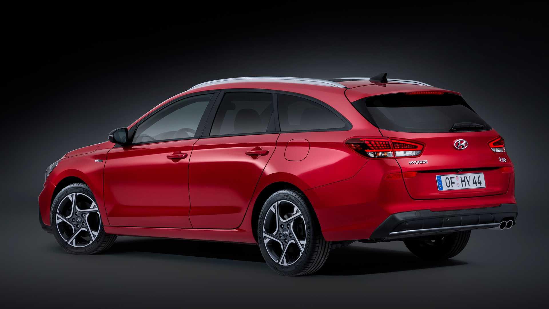 Hyundai i30 2021 N Line Wagon