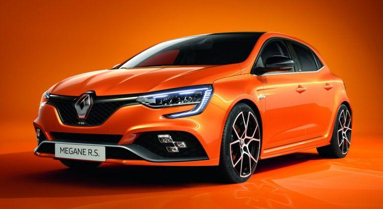 Renault Megane RS 2020