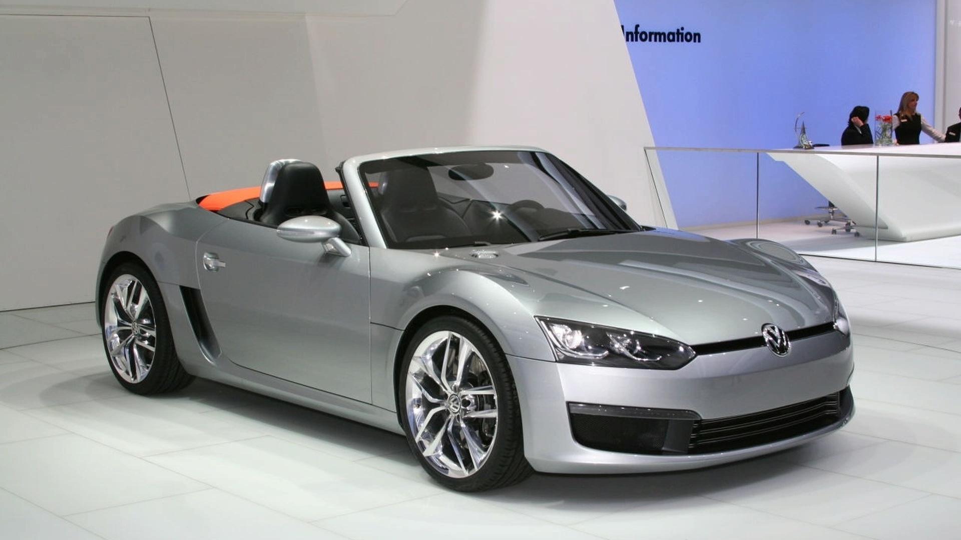 Volkswagen Bluesport koncept