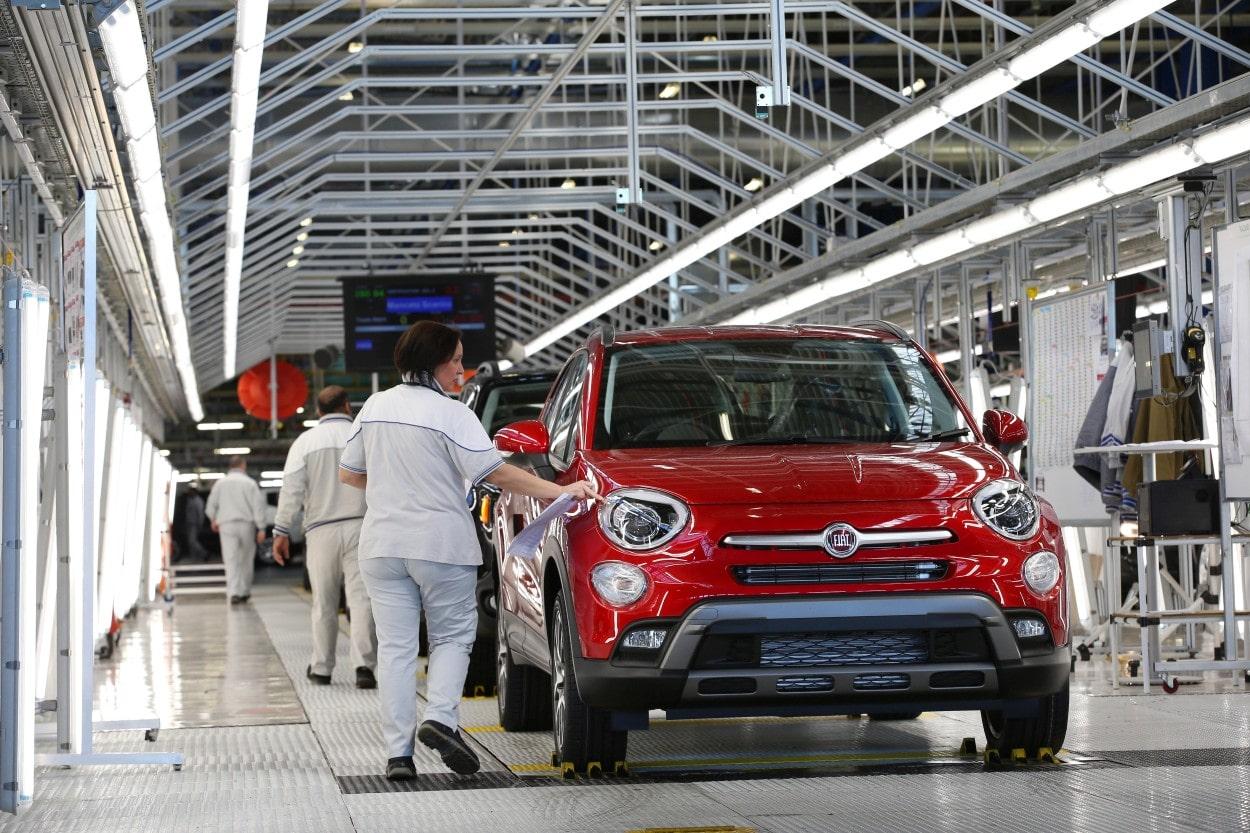 Fabryka Fiat Melfi we Włoszech