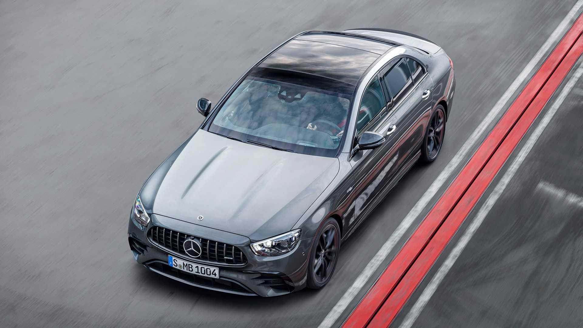 Mercedes-AMG E53 2021