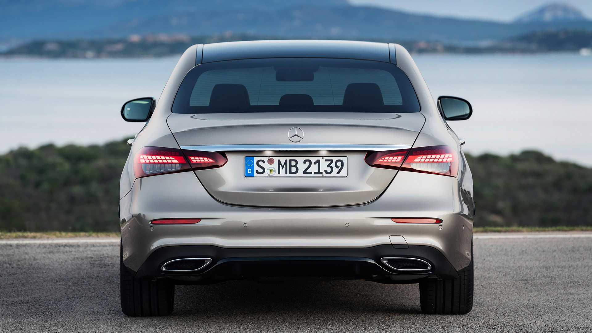 Mercedes-Benz Klasy E 2020