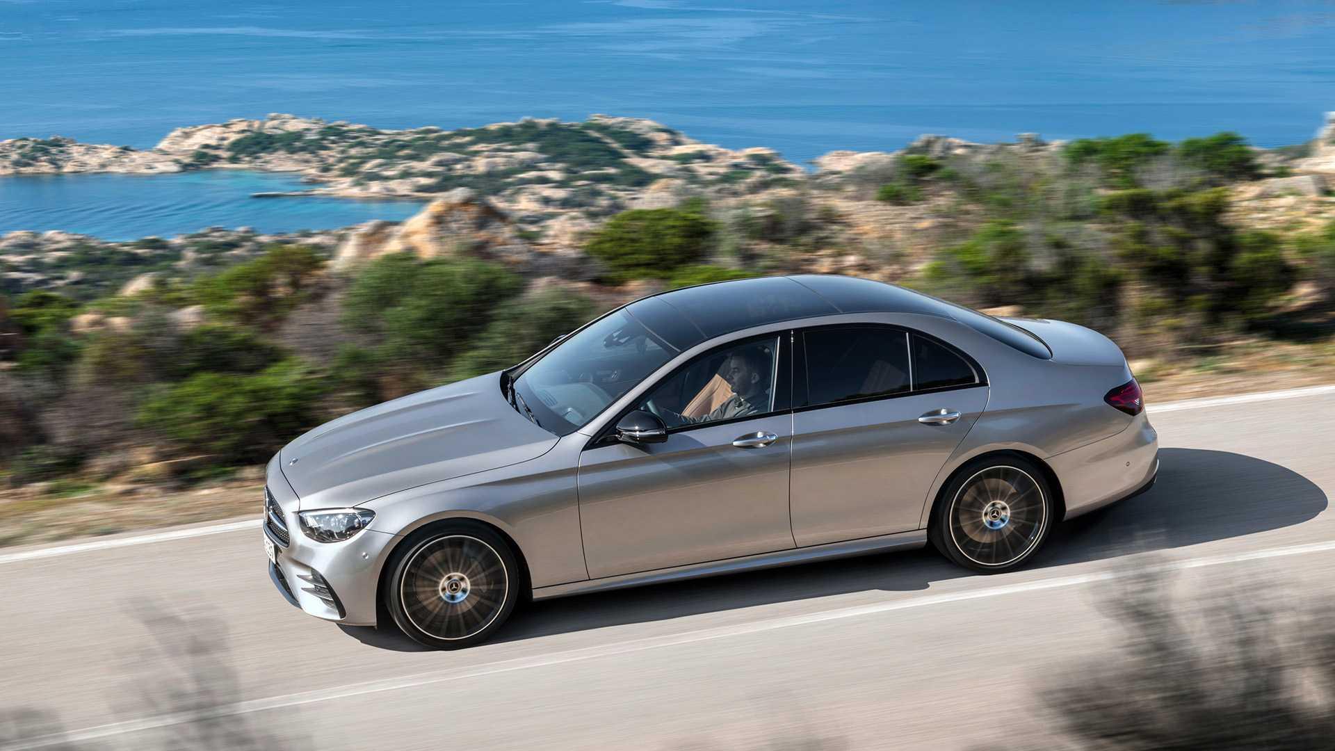 Mercedes-Benz Klasy E 2021