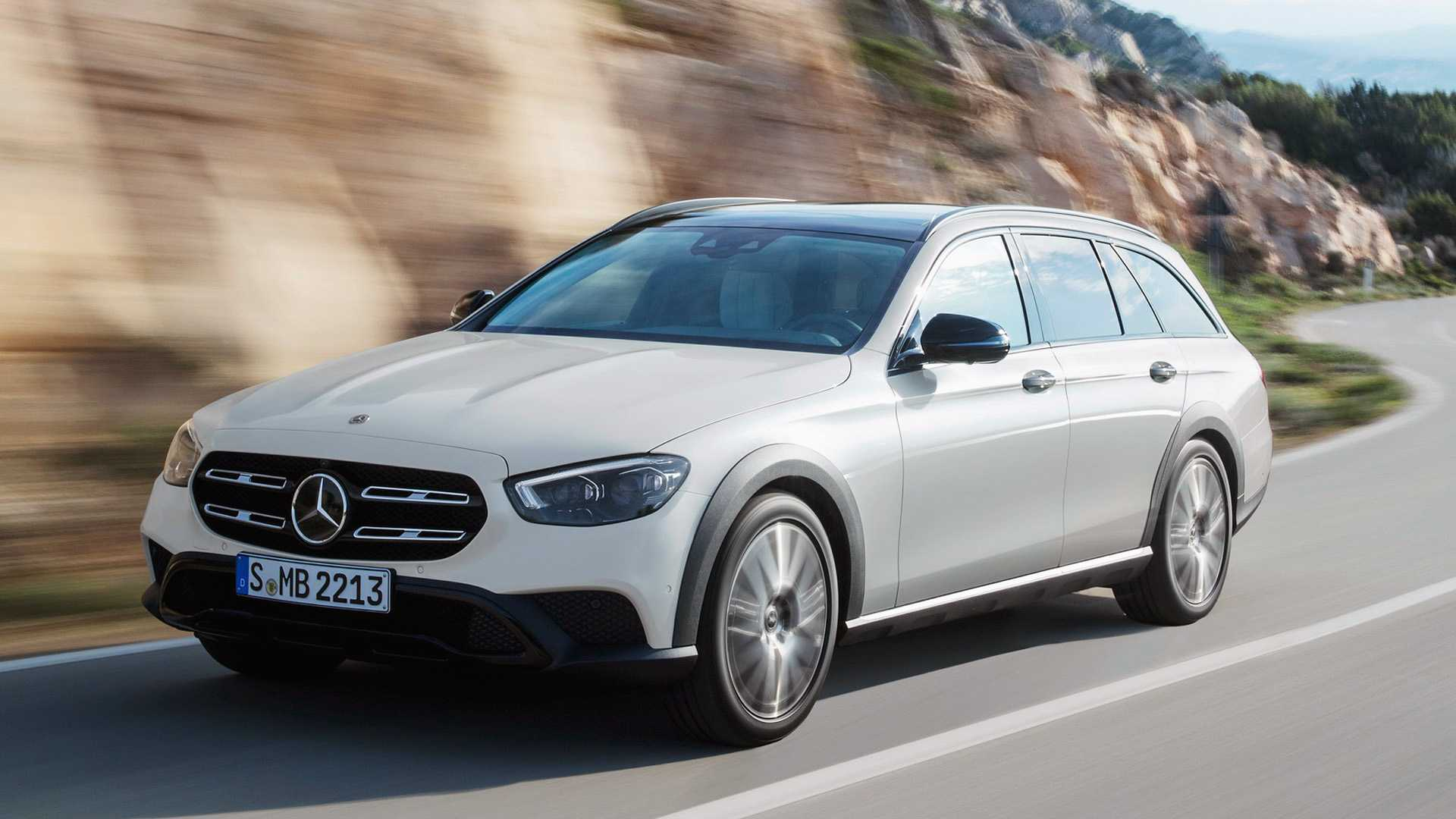 Mercedes Klasy E All-Terrain 2020
