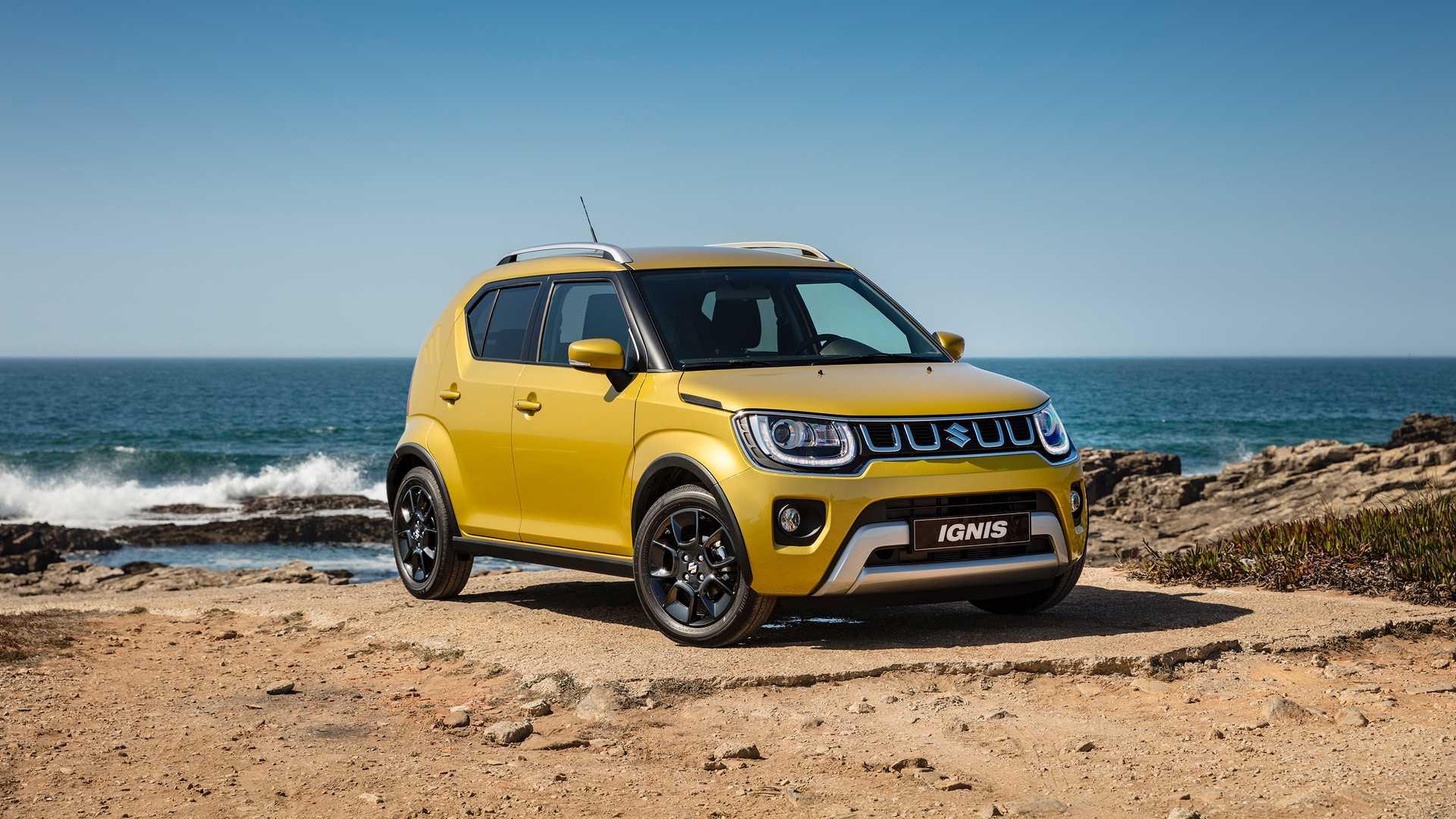 Suzuki Ignis 2020 lifting