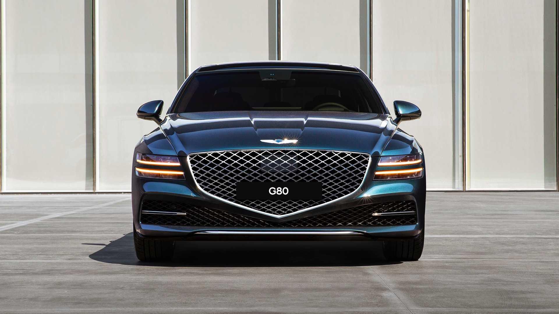 Genesis G80 2020